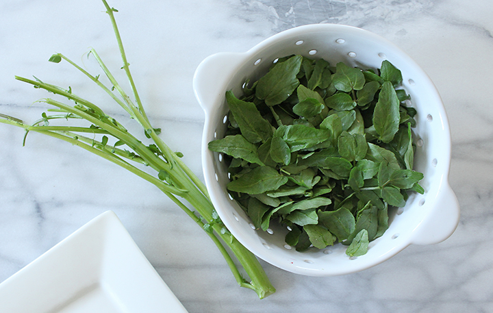 watercress chopped