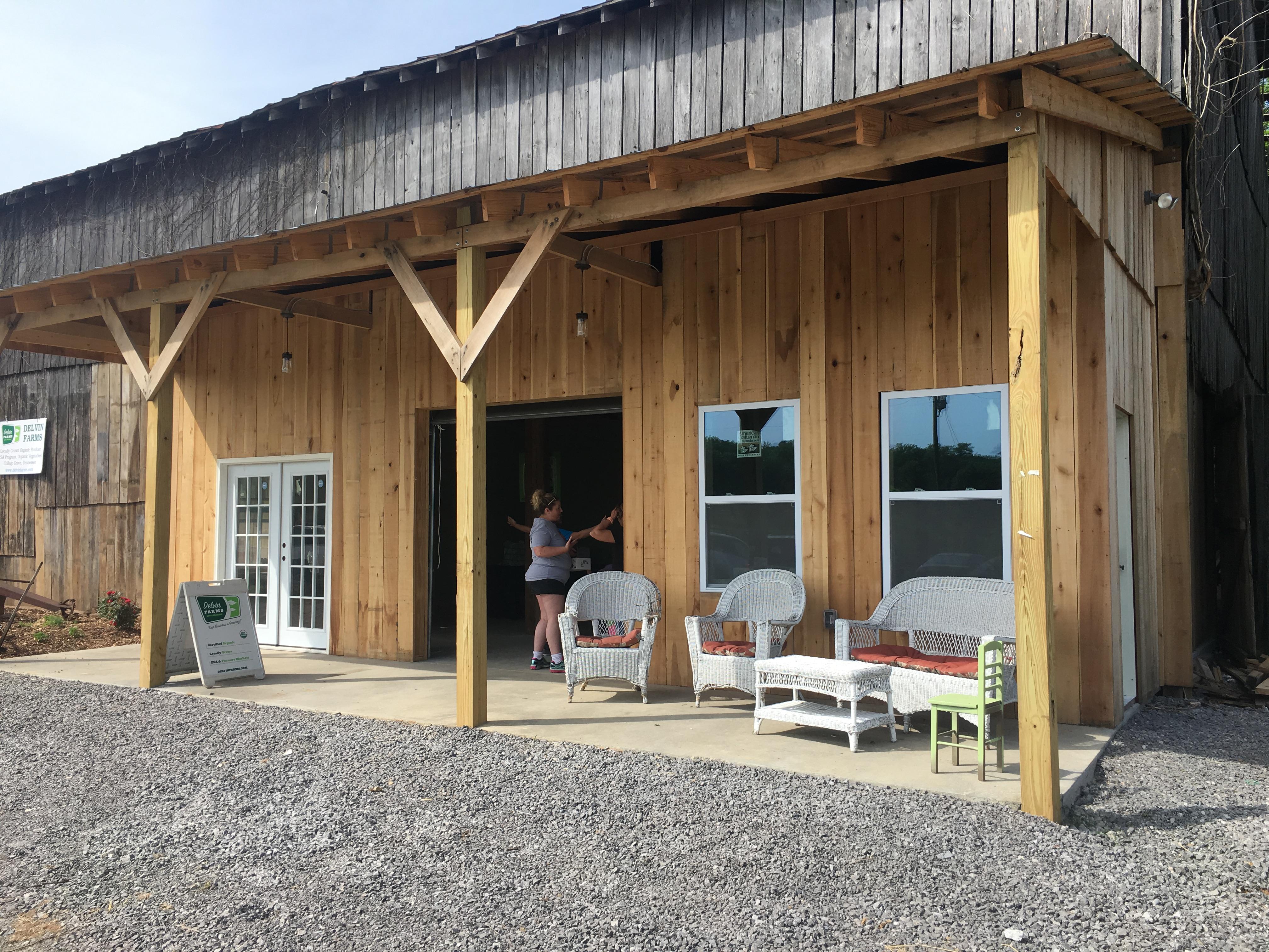 Farm Store Delvin Farm